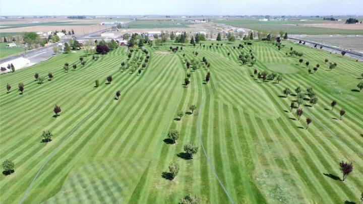 Colockum Ridge Golf Course