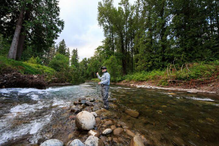 Fishing Washington State