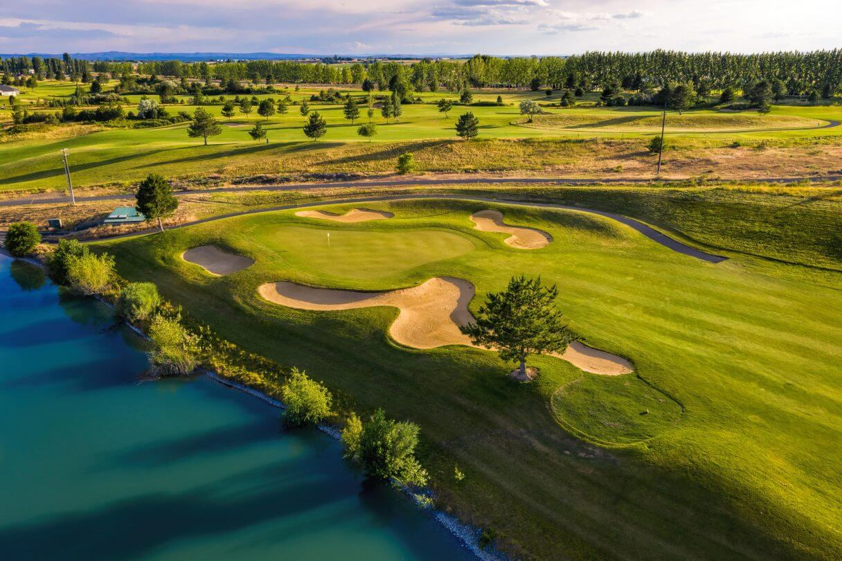 The Links at Moses Pointe Golf Course