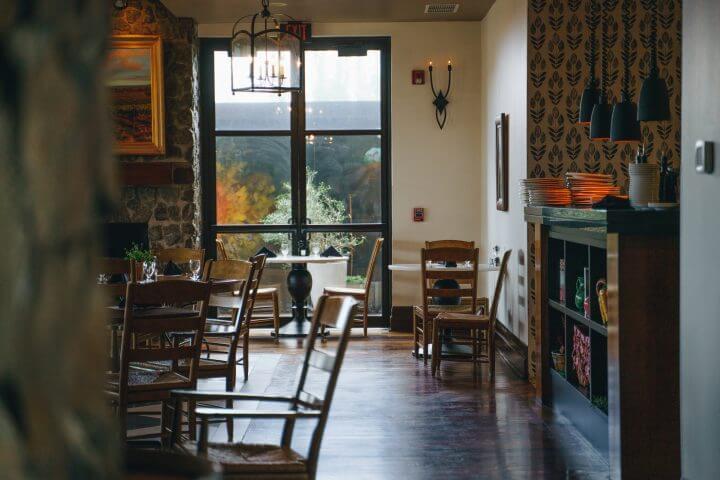 Tendrils Restaurant